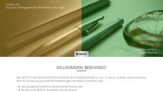Institut für Portugiesisches Recht