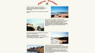 Algarve Ferienhäuser und Ferienwohnungen