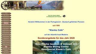 """Residencial Restaurante """"Klenks Cafe"""""""