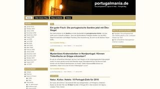Portugal Blog
