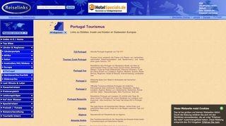 Reiselinks.de/Portugal
