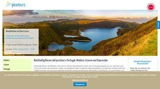 Wandern, Trekking und Mountain-Biken auf Madeira