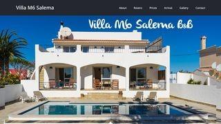 Villa in Salema