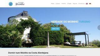 Santiago do Cacém - Moinho da Campa