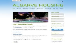 Algarve Housing