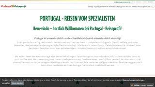Der Portugal-Reiseprofi
