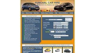 Funchal Car Hire
