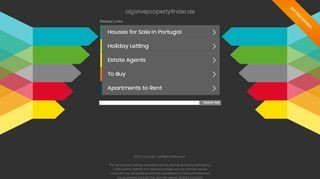 Algarve Property Finder