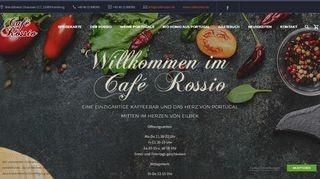 Hamburg - Cafe Rossio