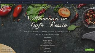 Hamburg - Cafe Rossio