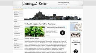 Portugal-Reisen