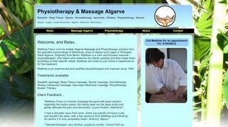 Massage Aljezur