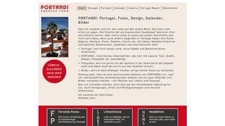 Portugal: Reisenotizen, Bilder, Kalender