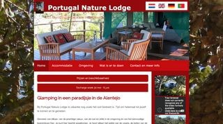 Portugal Nature Lodge