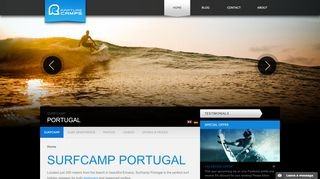 Surfcamp Portugal