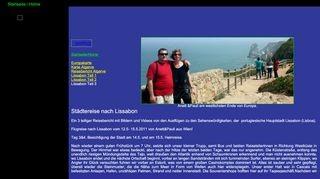 Lissabon! Reisebericht mit Bildershow