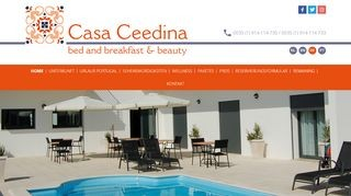 Batalha: Casa Ceedina, Bed and Breakfast