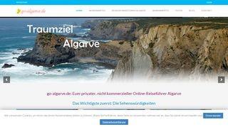 Reiseinformationen Algarve