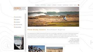 Exkursion an der West-Algarve (Aljezur)