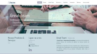 Great team International Consulting