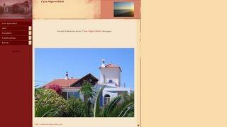Insider Tip: Ferienhaus mit Meerblick