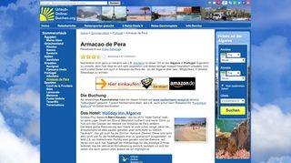 Badeurlaub in Armacao de Pera