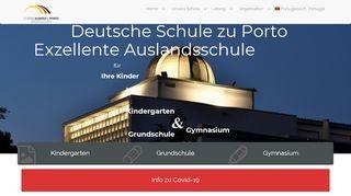 Deutsche Schule in Porto