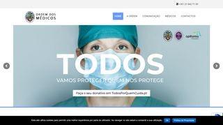 Portal Oficial da Ordem dos Médicos