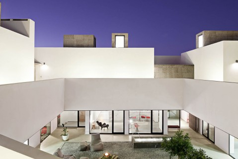 Alepo Arquitectura