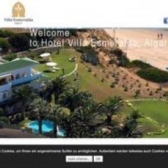 Strandnahes Hotel Villa Esmeralda - Lagos, Algarve, Portugal