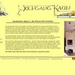 Kachelofen Algarve