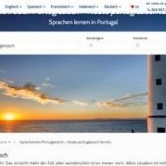 Sprachreisen Portugiesisch