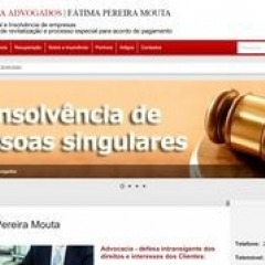 Insolvência Advogados   Fátima Pereira Mouta