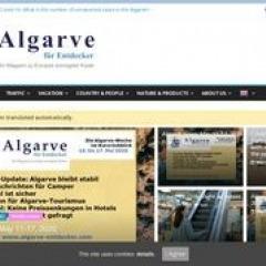 Algarve für Entdecker – Blog