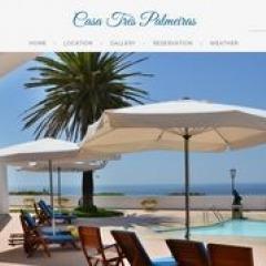 Praia do Vau: Casa Tres Palmeiras