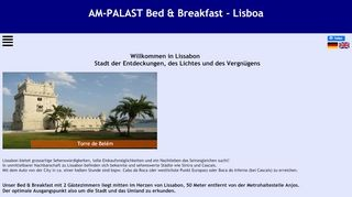 AM-PALAST Bed & Breakfast