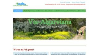 Wanderung Via Algarviana