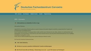 Deutsche Ärzte in Carvoeiro