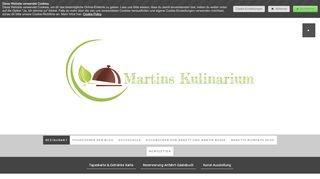 Restaurant Martins Kulinarium