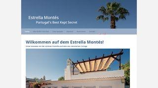 Loulé - Estrella Montés: Villa Stofero & Casa Rosa
