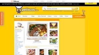 Petiscos.com