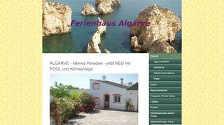 Ferienhaus Algarve