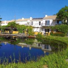 Quintamar - Ferienwohnungen mit Naturteich am Meer