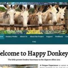Project happy donkeys sanctuary