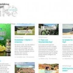 Bike em Portugal - Alles über Mountainbiken in Portugal
