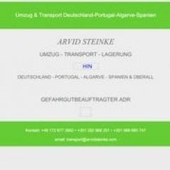 Umzug & Transport Deutschland-Portugal-Algarve-Spanien