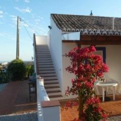 Serra de Tavira, Algarve, Portugal - Ferienhaus mit Meerblick zu vermieten