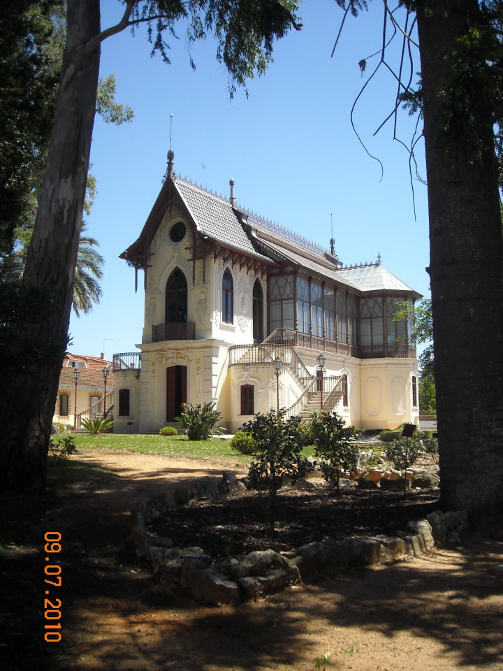 Casa Estudio Carlos Relvas