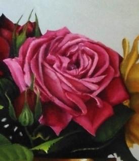 rosa - detail