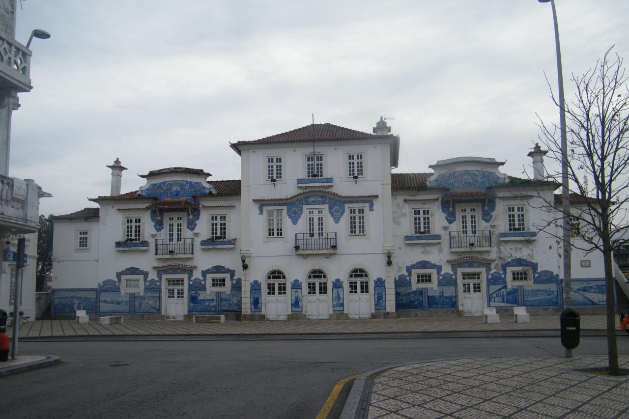 Bahnhof von Aveiro